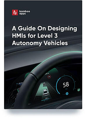 Cover - A Guide on Designing HMIs for Level 3 Autonomy